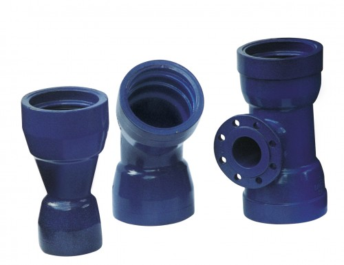 duker ductile iron fitting
